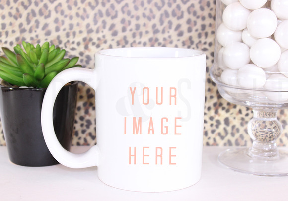 Style Stock Photo Mug Display