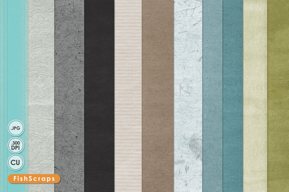 Organic Textured Solid Cardstock