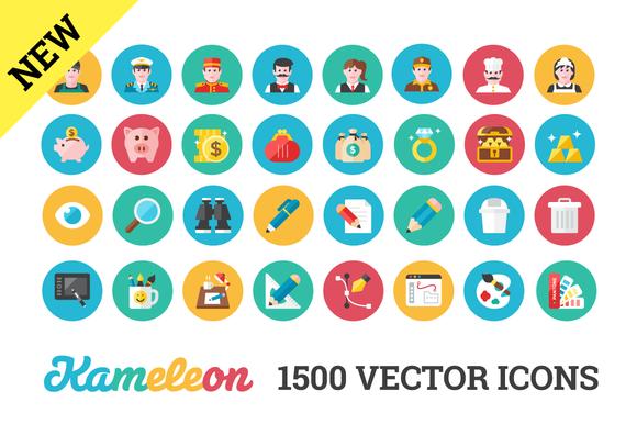 Kameleon Icons $20 Off