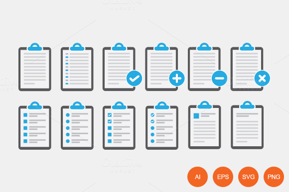 Clipboard Documents 50% OFF