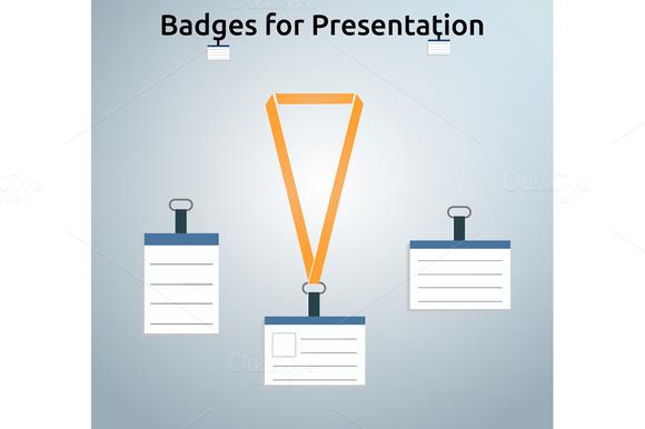 Retractor Lanyard And Badge