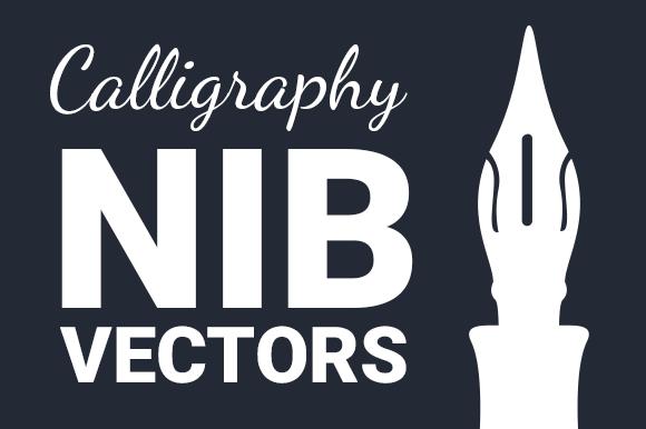 Calligraphy Nib