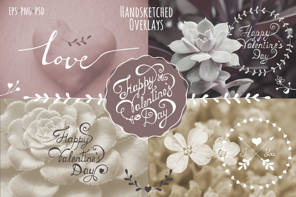 Valentine S Day Overlays