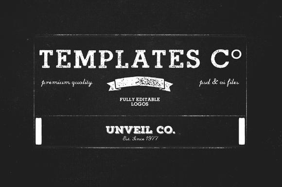 Logo Templates Vol.1