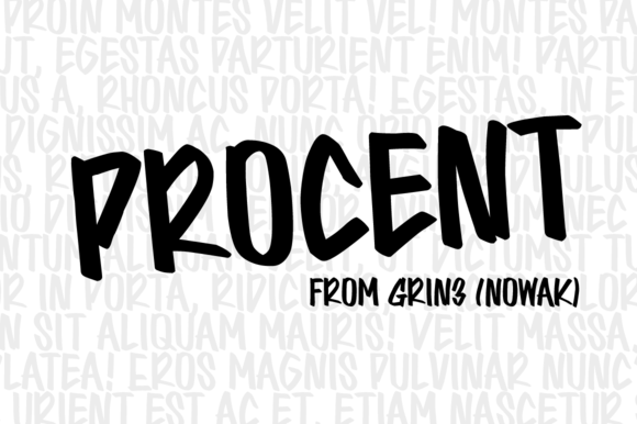 Procent