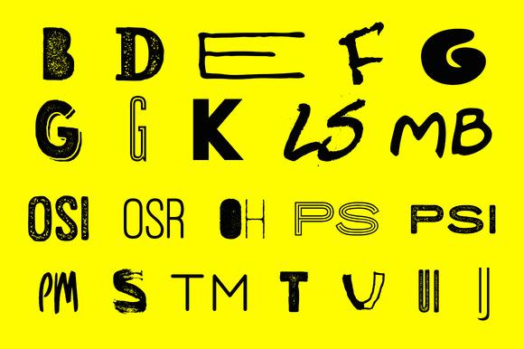 Finck Font Extravaganza Megabundle