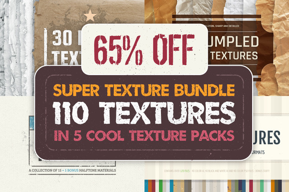 Super Texture Bundle