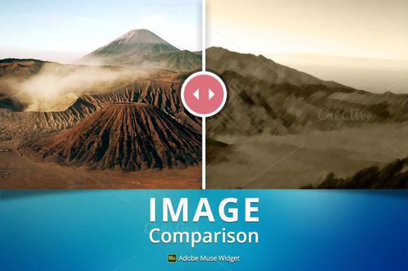 Image Comparison Adobe Muse