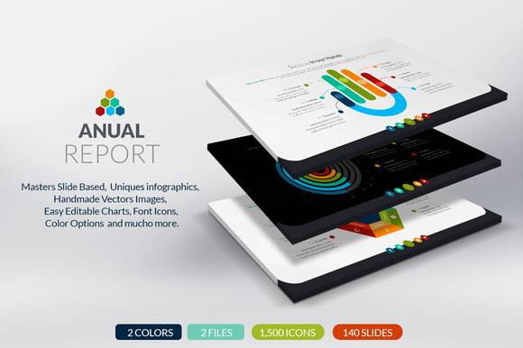 Anual Report Keynote Presentation