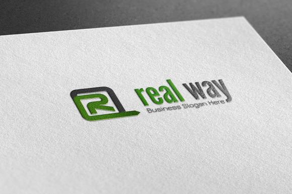 Real Way Style Logo