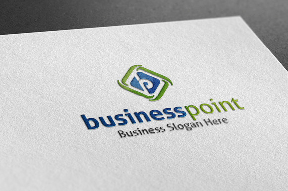 Business Point Logo