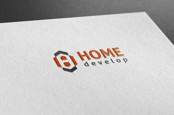Home Development Style Logo