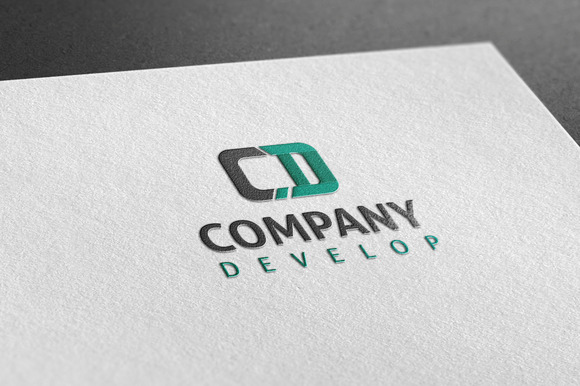 Company Development Logo