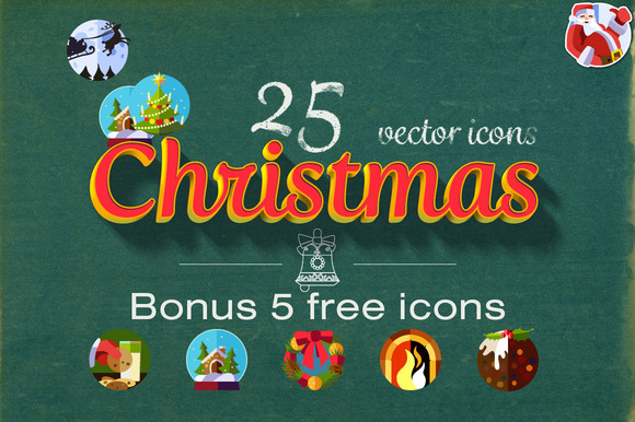 25 Icon To The 25 December