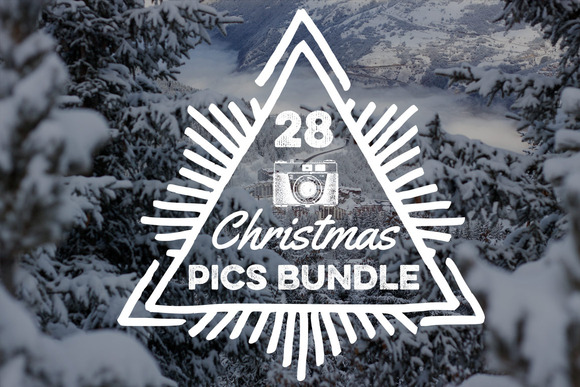 28 High Res Christmas Photo Bundle