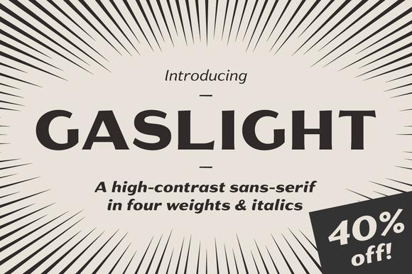 Gaslight 40% Off