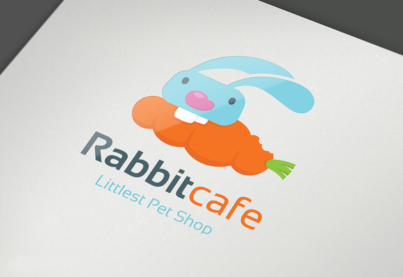 Rabbit Cafe Logo