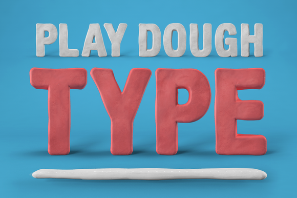 Play Dough Type