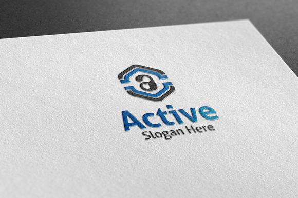 Active Style Logo