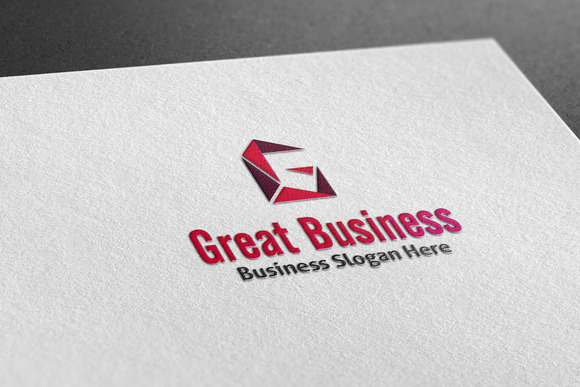 Great Business Style Logo
