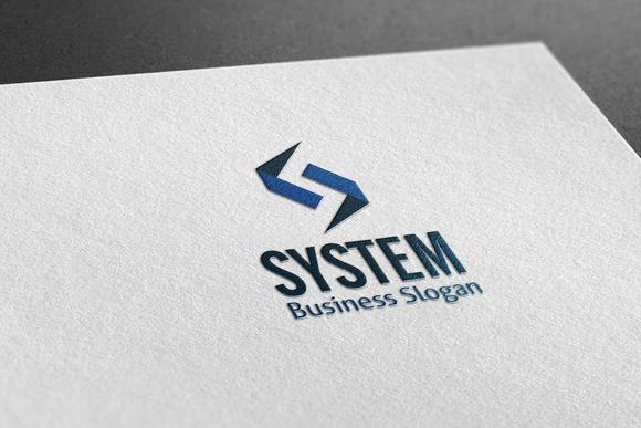 System Style Logo