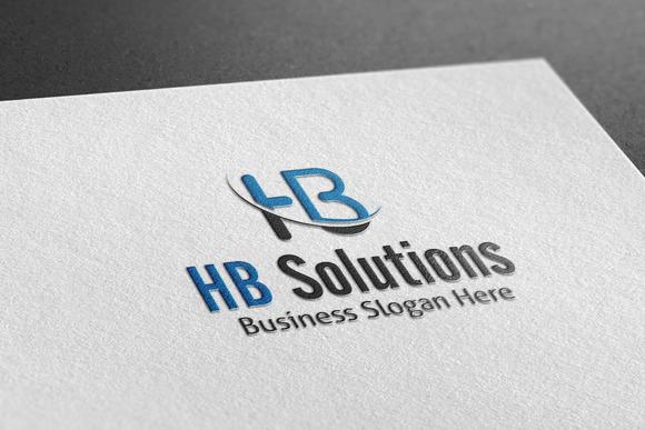 HB Solutions Logo