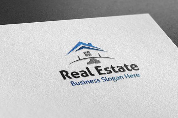 Real Estate Style Logo