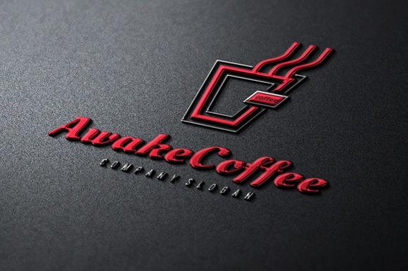 Awake Coffee Logo