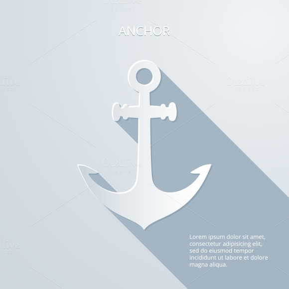 Paper Anchor Icon