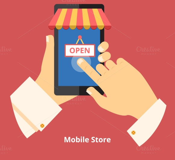 Mobile Phone Store