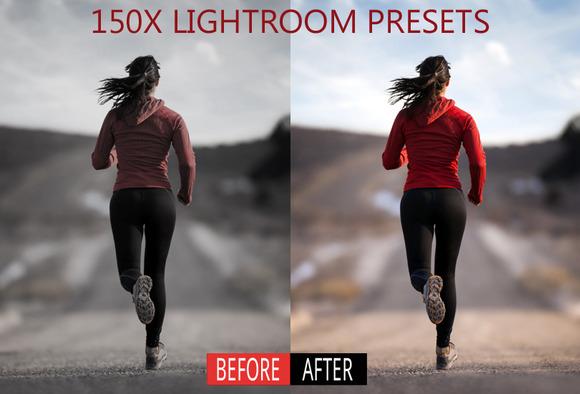 150x Pro Lightroom Presets