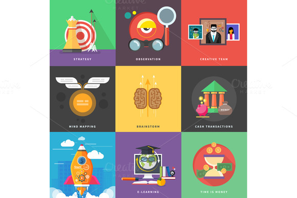 Icons For Cash Transactions