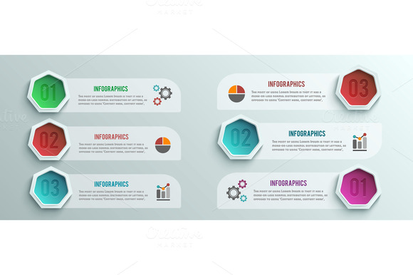 Business Infographics Banner