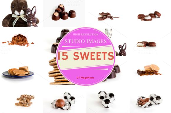15 Sweets Set