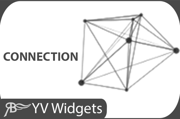 Connection Widget For Adobe Muse