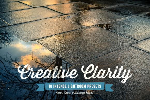 Creative Clarity Lightroom Presets