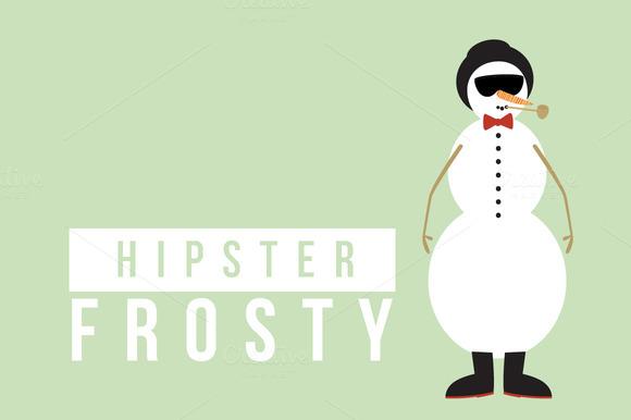 Hipster Frosty