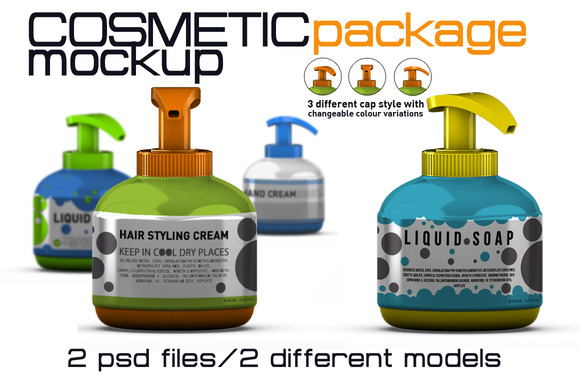 Cosmetic Packages