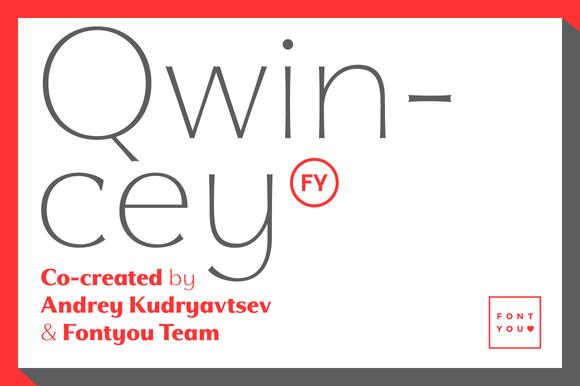 Qwincey FY Light Regular