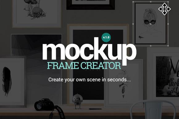 Mockup Frame Creator