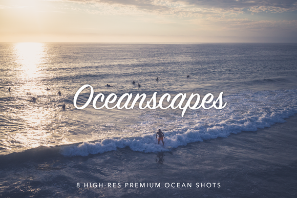 Oceanscapes Photo Pack