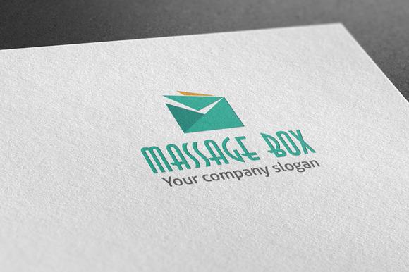 Massage Box Style Logo