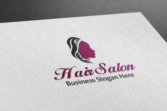 Salon Style Logo