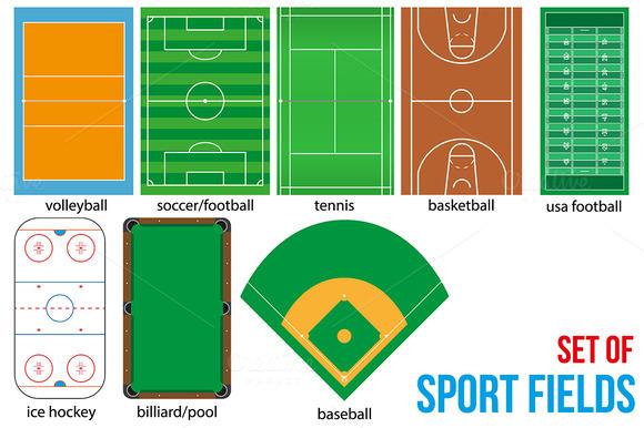 8 Most Popular Mockups Sport Fields