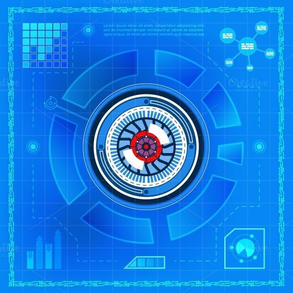 Biometric Technology Eye