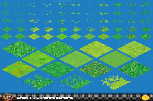 Grass Development Asset V2 Diametric