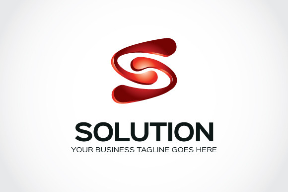 Solution Logo Template