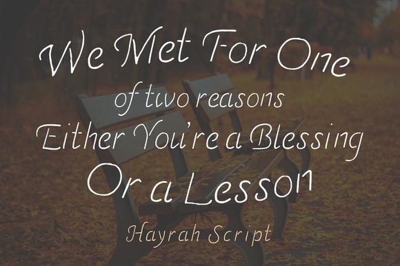 Hayrah Script