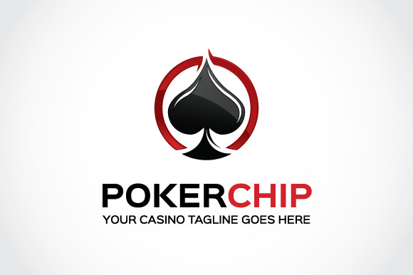 Poker Chip LogoTemplate