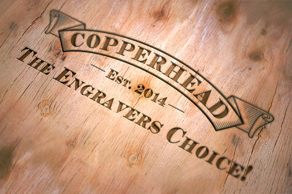 Copperhead Font